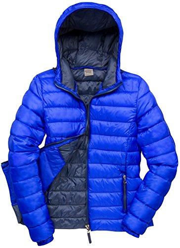 Resultado de la mujer r194F Urban Snow Bird chaqueta con capucha Royal/Navy