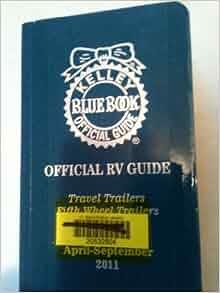 Kelley blue book used rv values