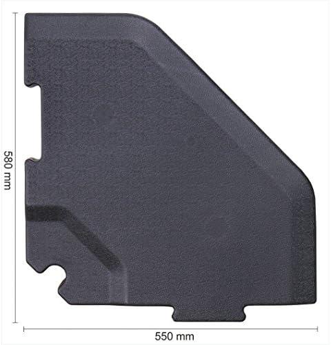 Schneider di ombrelli Parasole di Pannelli per ombrelloni 110/x 110/x 12/cm Antracite Set da