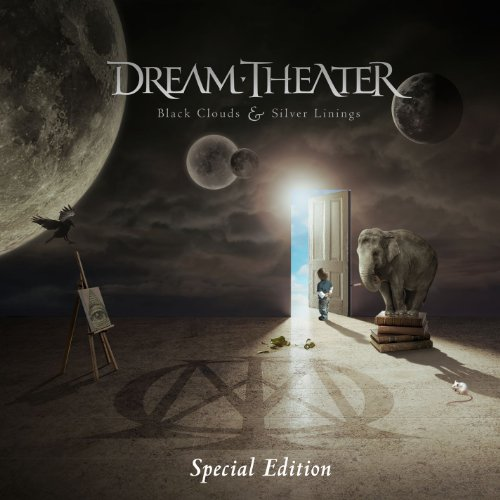 Larks Tongues In Aspic Pt. 2 (Dream Theater Black Clouds And Silver Linings)