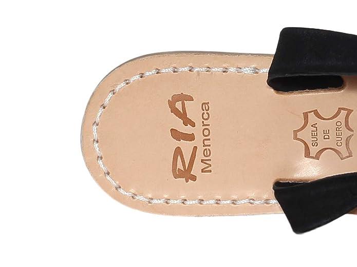 RIA MENORCA Scarpe Sandalo Donna 40060 Rodeo Negro PE18  Amazon.it  Scarpe  e borse b5544e7403d