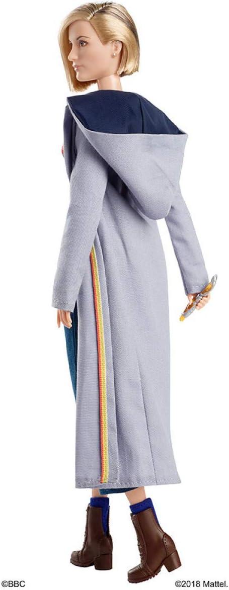 Amazon.es: Barbie FXC83 Colector Doctor Who - Muñeca con ...