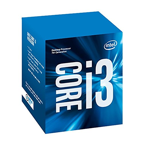 Price comparison product image Intel Core i3-7100  7th Gen Core Desktop Processor 3M Cache,3.90 GHz (BX80677I37100)