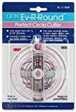 Lion EV-R-Round Circle Cutter (Circle Cutter) 1 pcs sku# 1843836MA