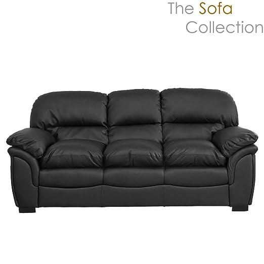 Sofa Collection Oklahoma sofá Cama de Piel - 1/2/3/3 + 2 ...
