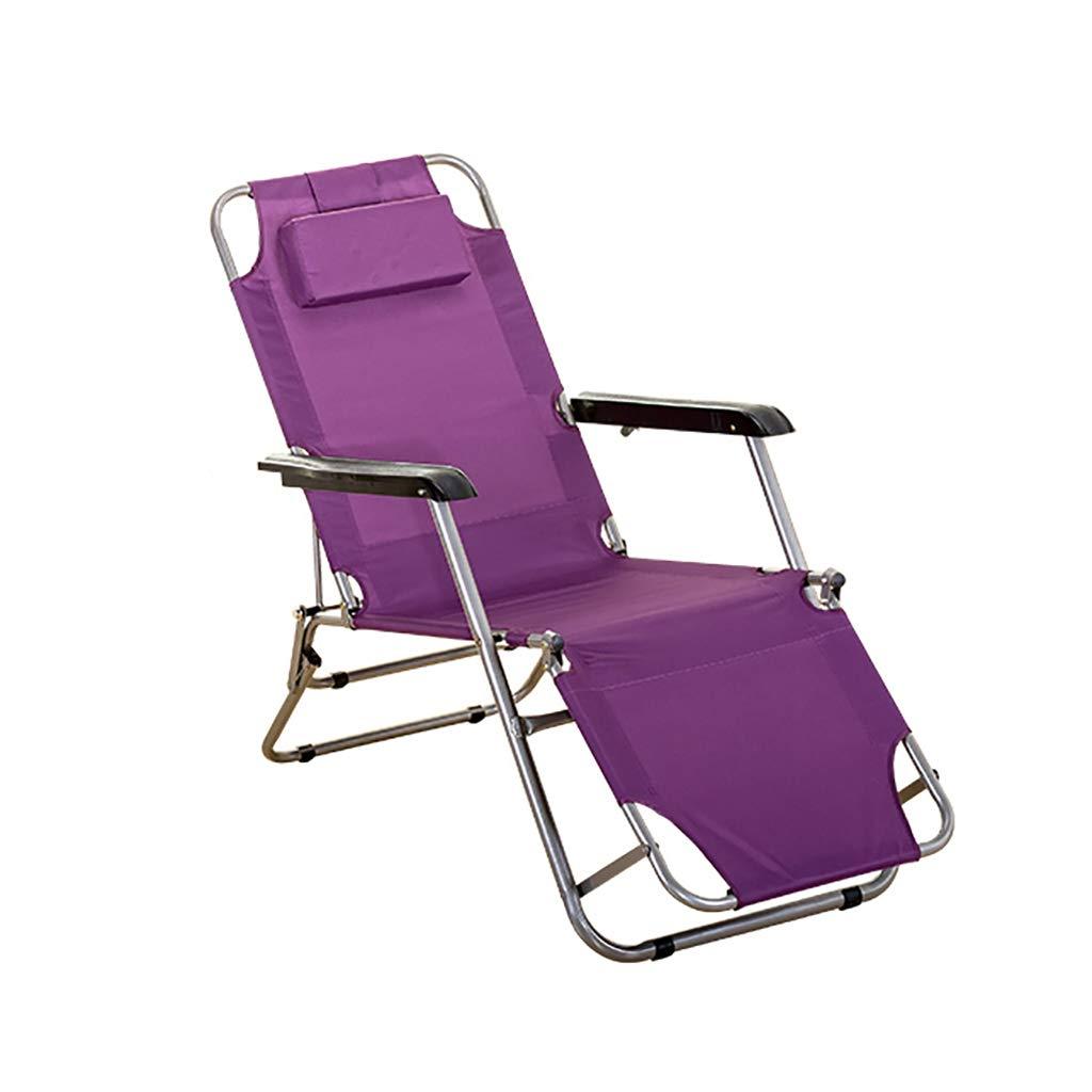 折りたたみチェアアームチェア 折りたたみ椅子オフィスのリクライナー折り畳み式のランチブレークホーム怠惰な椅子シエスタベッド多機能椅子 (色 : A, サイズ さいず : 178cm) B07SCW2RV3 A 178cm
