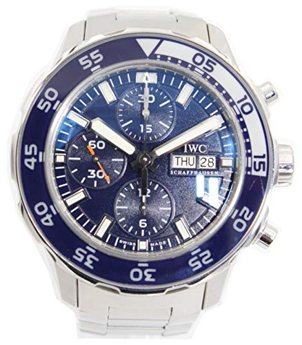 - IWC Aquatimer Automatic-self-Wind Male Watch IW376711 (Certified Pre-Owned)