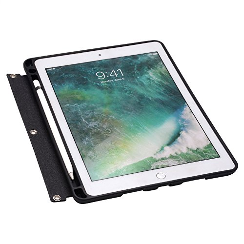 3 Holes iPad Pro Case Fit for iPad Pro 10.5 inch - iPad Case with 3 Holes - for A4-Size 3-Ring Binder