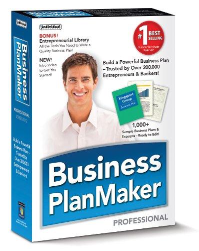 Business PlanMaker Professional Windows PMM-BX2