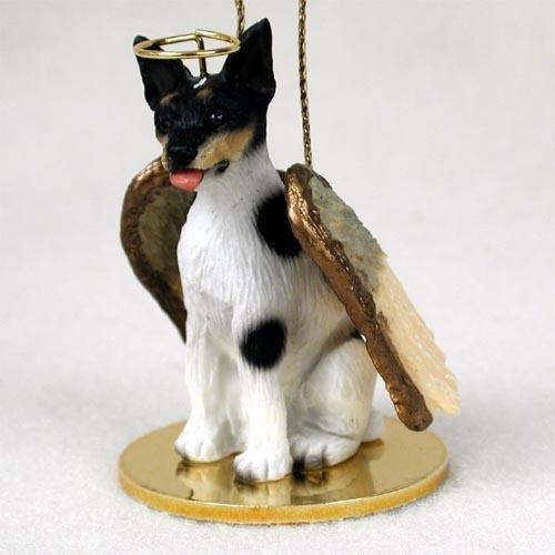 Rat Terrier Tiny Ones Dog Angels (2 - Rat Figurine Terrier
