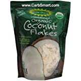 Let's Do Organics: Organic Coconut Flakes, 7 oz (3 pack) by Let's Do...Organics