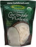 'Lets Do Organics: Organic Coconut Flakes, 7 oz (3 pack)' from the web at 'https://images-na.ssl-images-amazon.com/images/I/51LjQJAWmtL._AC_UL160_SR121,160_.jpg'