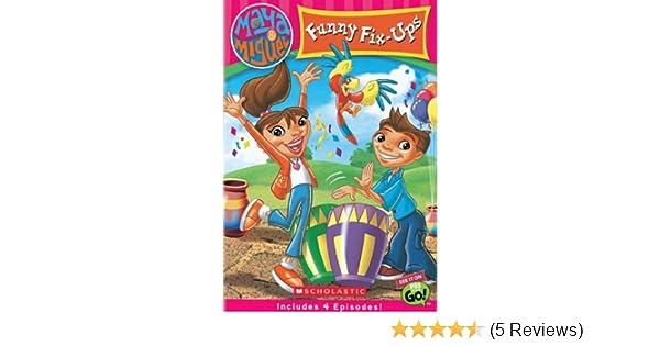Amazon com: Maya & Miguel - Funny Fix Ups: Maya & Miguel