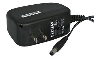 """Netgear AC / DC Adapter Charger Power Supply (332-10301-02), 18 Watt, 12V, 1.5A, 1.4"""" H x 2"""" W x 3"""" L"""