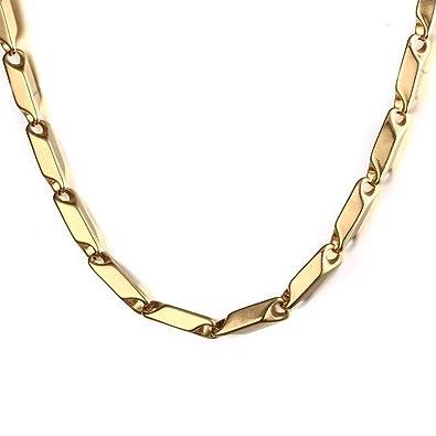 am besten geliebt neu billig zarte Farben Coniea Kette mit Anhänger Männer Halskette Damen Kette ...