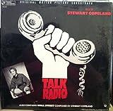 SOUNDTRACK TALK RADIO vinyl record