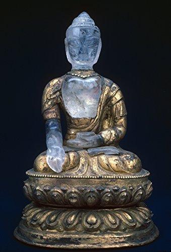 - Buddha 17Th Century Nbuddha Maitreya The Buddha Who Has Not Yet Appeared On Earth Rock Crystal Sculpture Nepali 17Th Century Poster Print by (24 x 36)