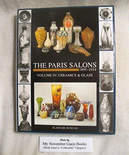 Favrile Vase (The Paris Salons 1895-1914, Volume IV: Ceramics &)