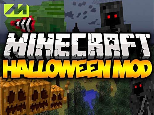 Clip: Minecraft Halloween ()