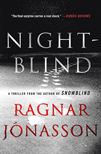 Nightblind: A Thriller (The Dark Iceland Series Book 2)