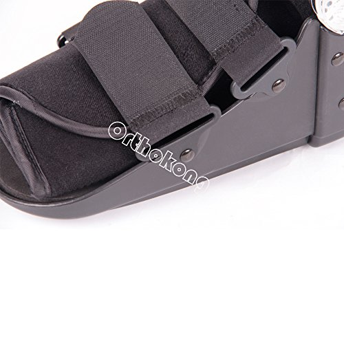 Pneumatic ROM Walker Fracture Walker Boot Medical Walking Boots Achilles Tendon Surgery Acute Ankle Injuries Sprains Inflatable Supports (Medium) by Orthokong (Image #7)