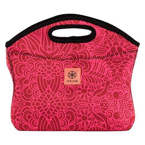 Box Allsop - Allsop 31952 Gaiam Clutch Watermelon Abstract lunch bag, One Size,