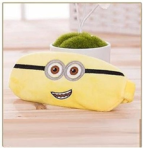 26e832d3f39 CJB Cute Despicable Me Minions Eye Mask for Sleeping Travel Games 2 Eyes  (US Seller) - Buy Online in Oman.