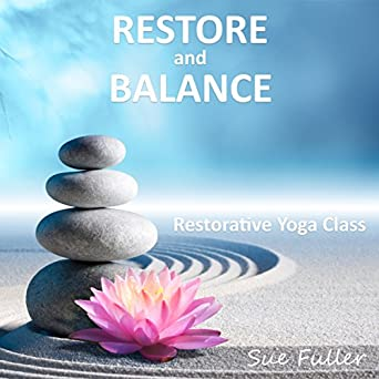Amazon.com: Restore and Balance: Restorative Yoga (Audible ...