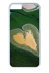 amazing pictures of the world nature PC case Cover for iPhone 6 Plus and iPhone 6 Plus 5.5 inch White
