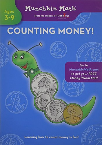 Price comparison product image Munchkin Math: Counting Money