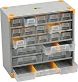 Allit 465500 ''VarioPlus Metal 33'' Small Parts Cabinet