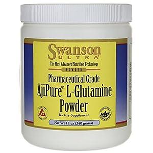 Ajipure L Glutamine 12 oz (340 grams) Pwdr