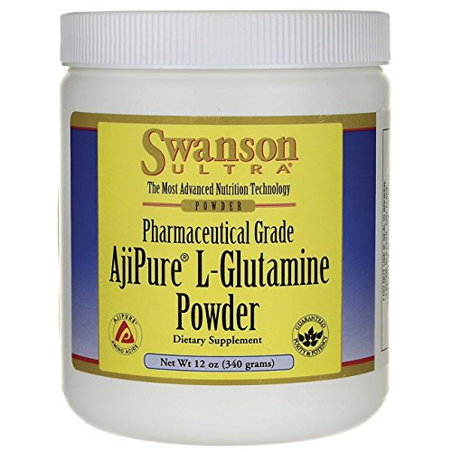 Ajipure L-Glutamine 12 oz (340 grams) Pwdr