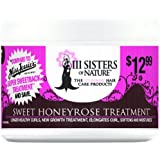 III Sisters of Nature Sweet Honeyrose Treatment, 8 Ounce