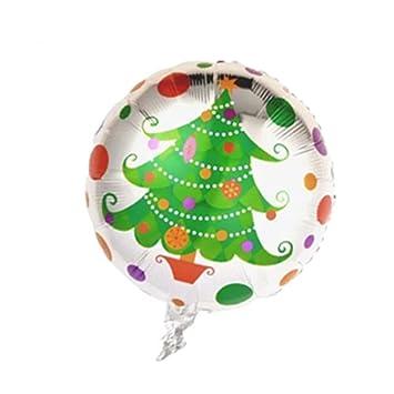 Balón Globo Hinchable Navidad BUON Navidad Decoración Día Cenone ...