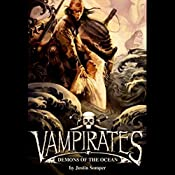 Vampirates Book 1: Demons of the Ocean | Justin Somper