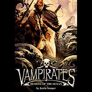 Vampirates Audiobook