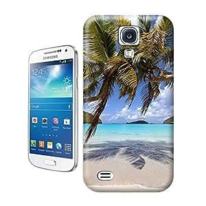 Unique Phone Case Seaside scenery Maho Bay, St. John, US Virgin Islands Hard Cover for samsung galaxy s4 cases-buythecase wangjiang maoyi