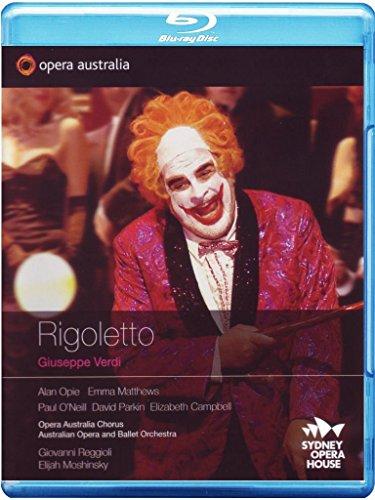 Alan Opie - Rigoletto (Blu-ray)