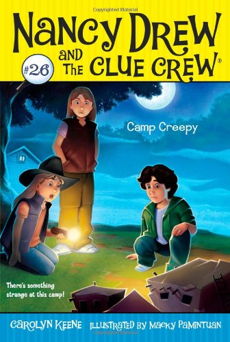 Sleepover Sleuths (Nancy Drew and the Clue Crew Series #1 ...  |Nancy Drew And The Clue Crew