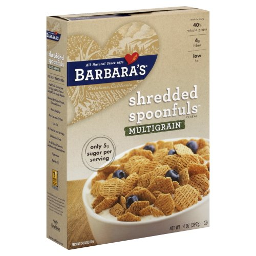 BARBARAS CEREAL MLTIGRN SPNFLS ORIG, 14 OZ by Barbara's Bakery