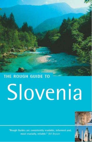 The Rough Guide to Slovenia (Rough Guides Travel Guides) ePub fb2 book