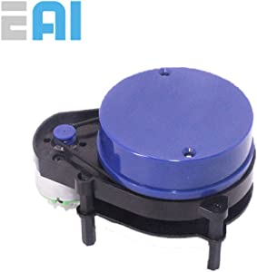 EAI YDLIDAR X4 360 Degree 2D LIDAR Lidar Range 10M Finder Sensor Module with UART Communication Interface