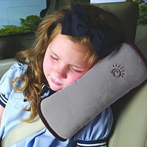 VERISA Seat Belt Pillow Car Covers For Kids Adjust Vehicle Shoulder Pads