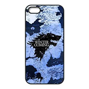 Game of Thrones RUBBER SILICONE Case for iPhone 5, Game of Thrones RUBBER iPhone Case-AZA