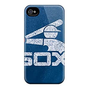 Iphone 6 AUy10402zPMP Provide Private Custom Fashion Chicago White Sox Pictures Scratch Protection Hard Phone Covers -ColtonMorrill