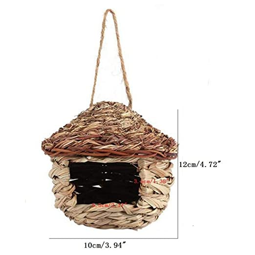 Tlwrnop Casas para Pájaros Nidos para Pájaros Accesorios para ...