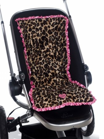 Baby Bella Maya GGPD01LL 3-In-1 Stroller Pad - Lollipop (Lollipop Pad)