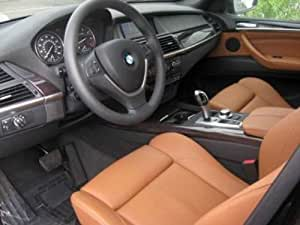 Euroactive Bmw Brand Oem Genuine X5 E70 E70 Lci 2007 Dark Bamboo Wood Interior Trim
