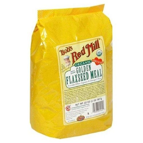 Bobs Red Mill Flaxseed Meal Gldn Org Gf by Bob's Red Mill